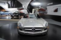 2010 Mercedes-Benz SLS AMG image.