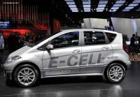 2011 Mercedes-Benz A-Class E-CELL image.