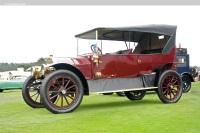 1911 Mercedes-Benz 40 HP image.