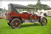 1911 Mercedes-Benz 40 HP