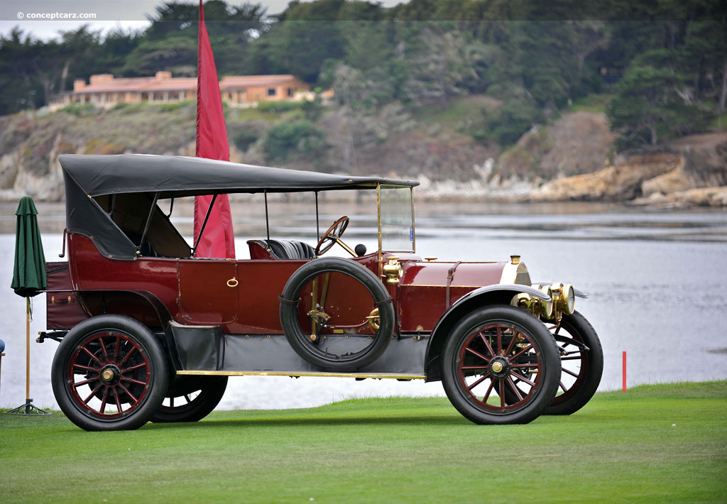 1911 Mercedes 40 HP Image. Photo 1 of 6