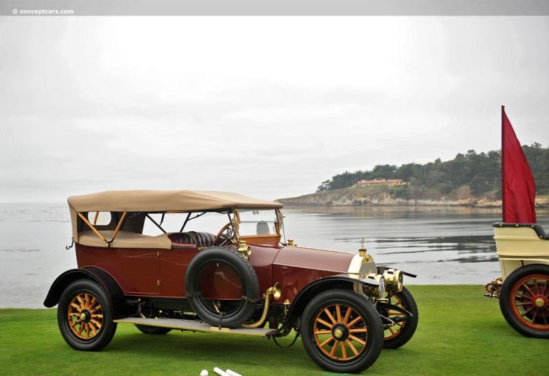 1911 Mercedes Model 50