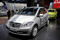 2011 Mercedes-Benz A-Class E-CELL