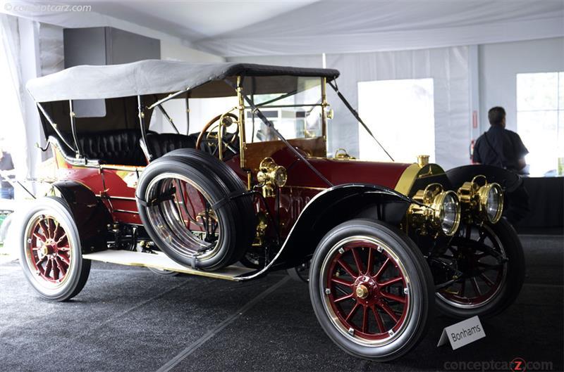 1913 Mercedes 28/60 HP