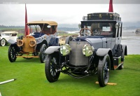 1915 Mercedes-Benz 28/60 HP