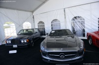 2014 Mercedes-Benz SLS AMG GT Final Edition.  Chassis number WDDRK7JAXFA011243