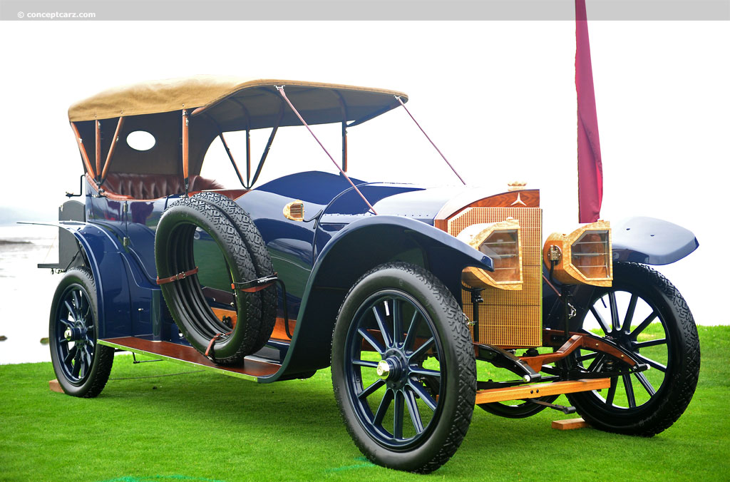 1915 Mercedes 28 60 Hp Image