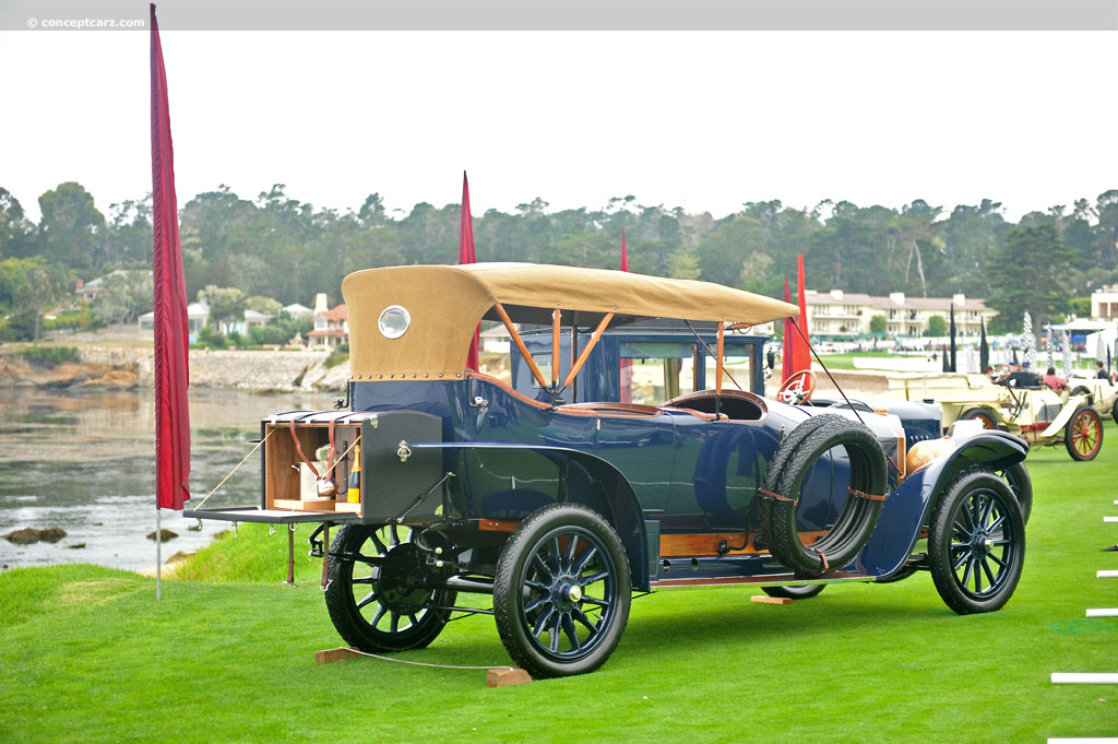 1915 Mercedes 28/60 HP Image