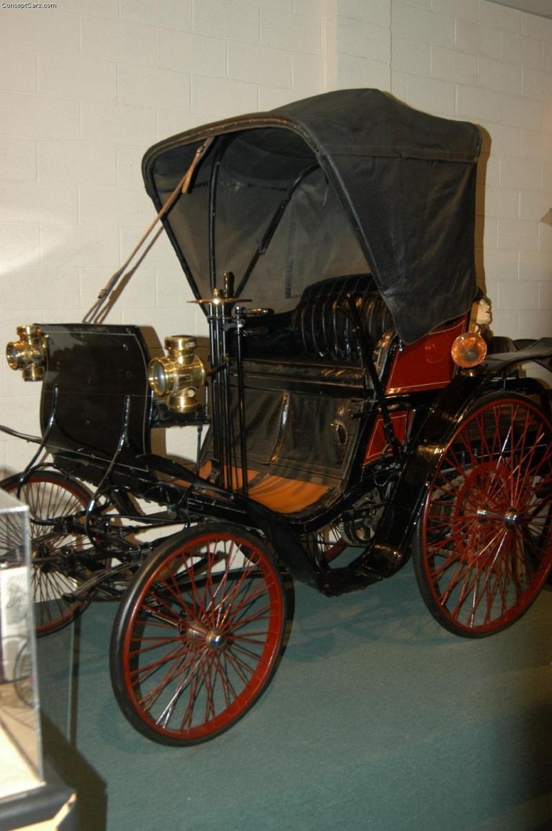 1892 Benz Auto