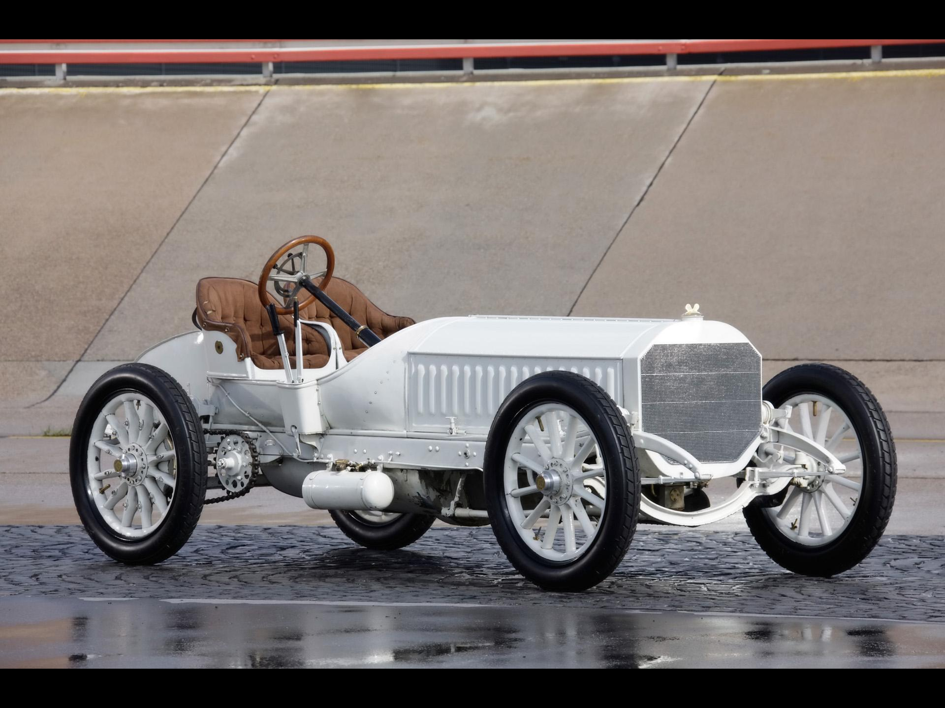 1906 Mercedes 120 Hp History Pictures Value Auction