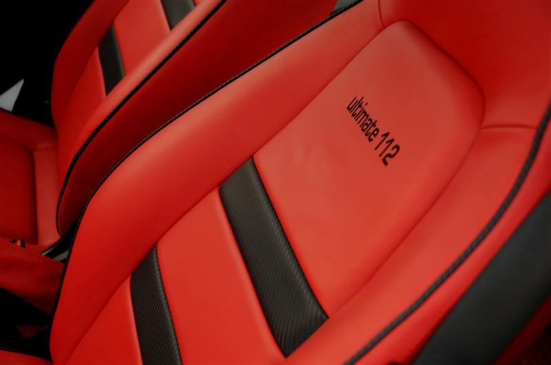 2008 Mercedes-Benz SLR McLaren Tender Package