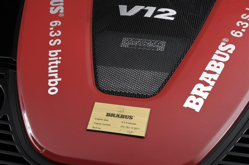 2008 Brabus Bullit Black Arrow