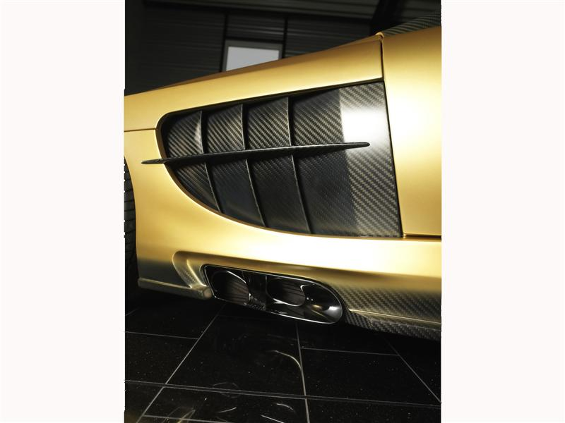 2008 Mansory SLR Renovatio