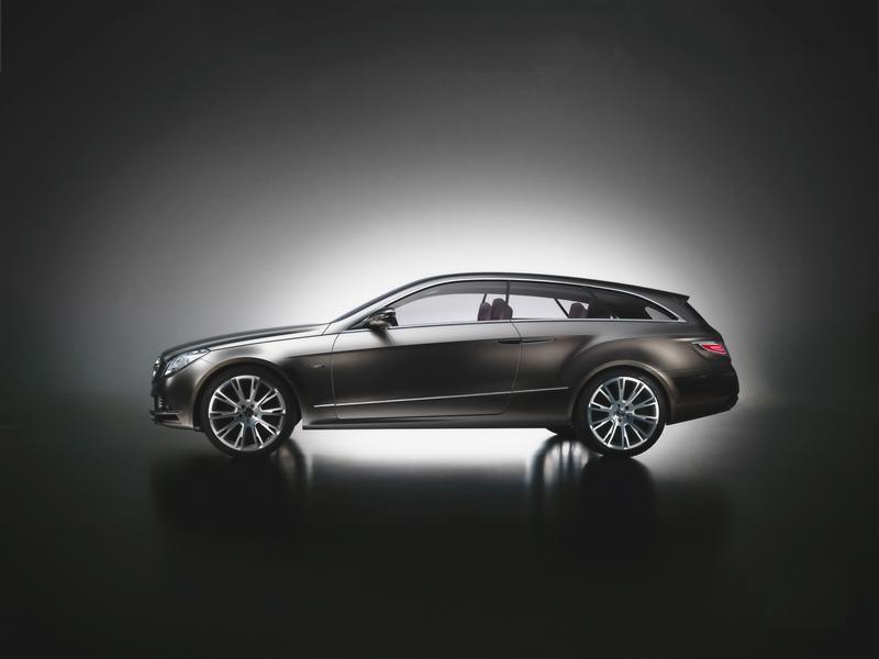 2009 Mercedes-Benz ConceptFASCINATION