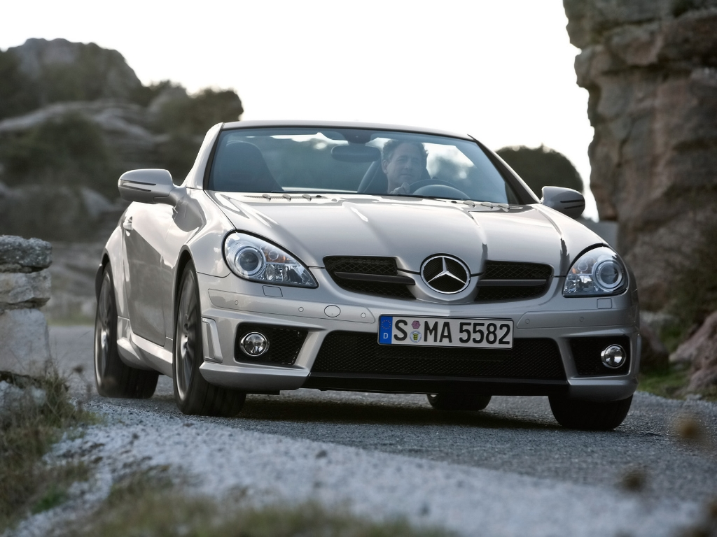 Auction results and sales data for 2008 mercedes benz slk for 2008 mercedes benz slk55 amg