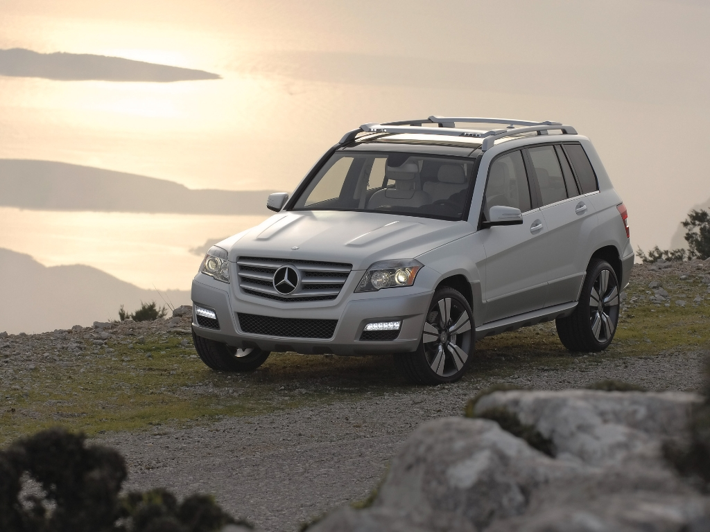 2008 mercedes benz glk freeside study pictures news for Mercedes benz glk price