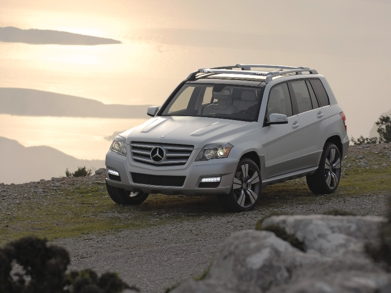 2008 Mercedes-Benz GLK Freeside Study