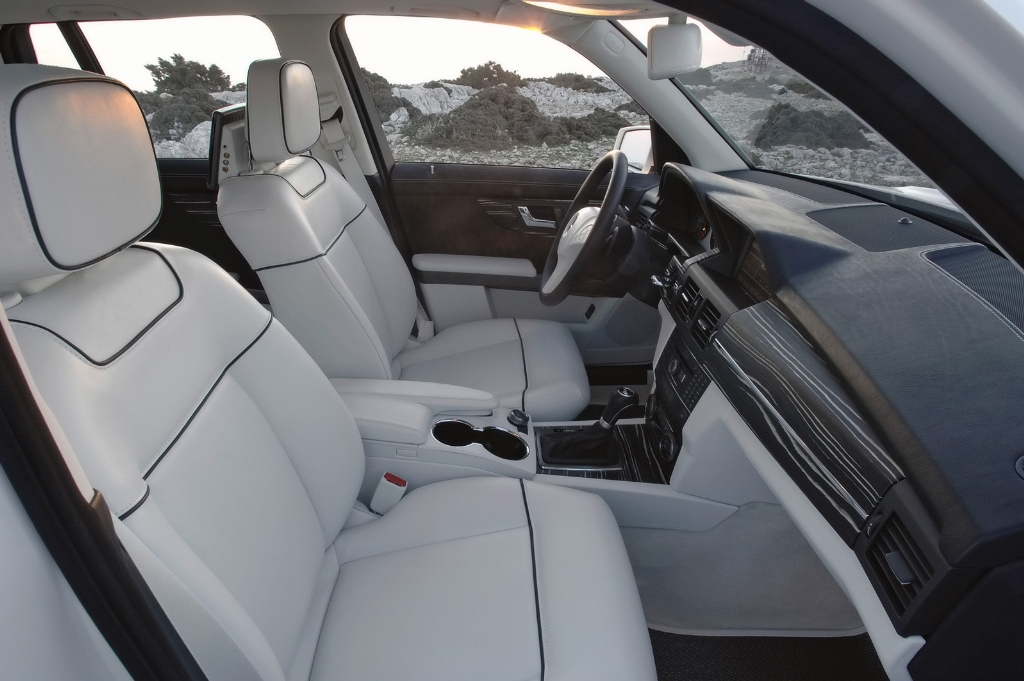 2008 Mercedes-Benz GLK Freeside Study News and Information, Research ...