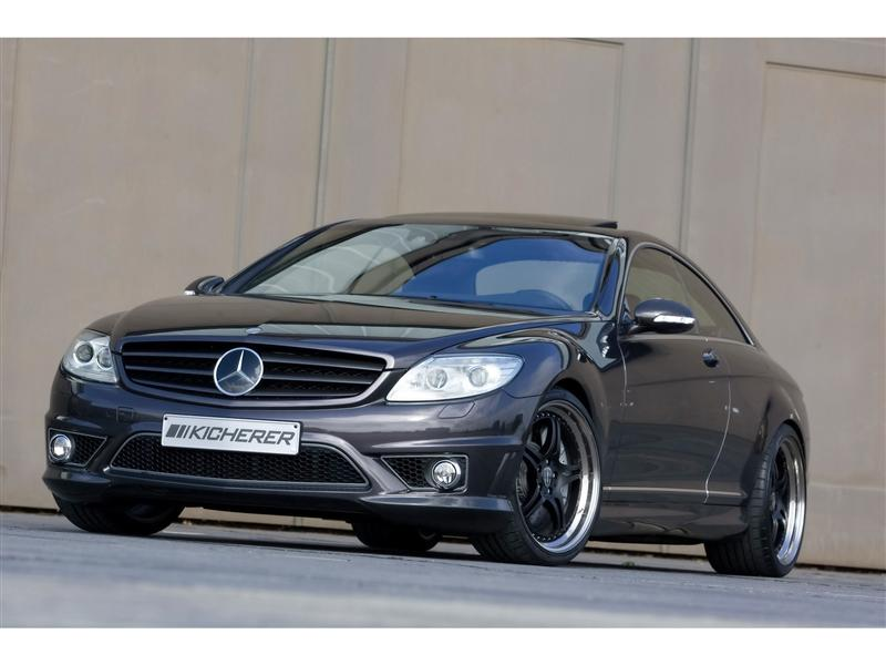 2009 Kicherer CL 60 Coupe