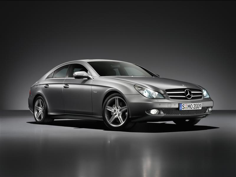 2009 Mercedes-Benz CLS-Class Grand Edition