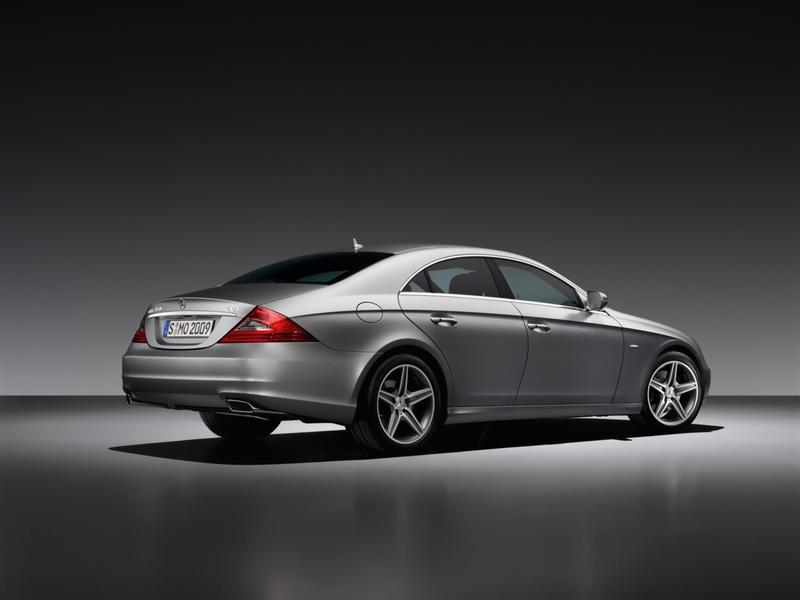 2009 Mercedes-Benz CLS-Class Grand Edition