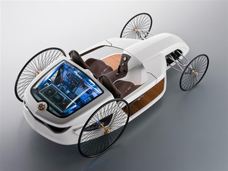 2009 Mercedes-Benz F-Cell Roadster