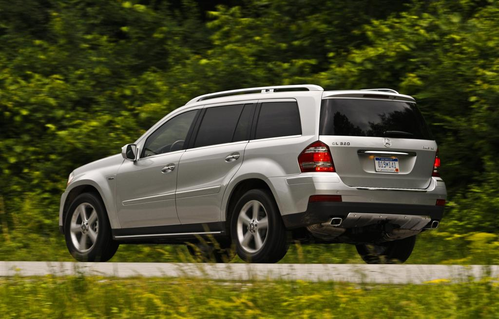 2009 mercedes benz gl class news and information