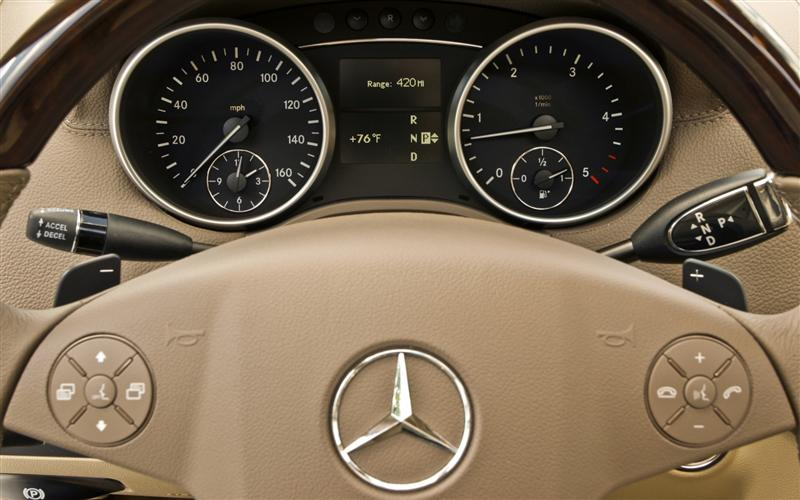 2009 Mercedes-Benz GL-Class