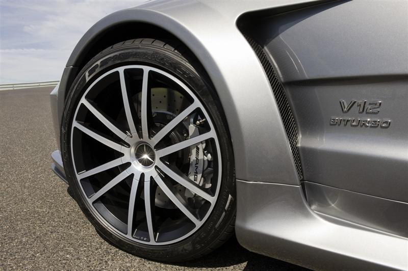 2009 Mercedes-Benz SL 65 AMG Black Series