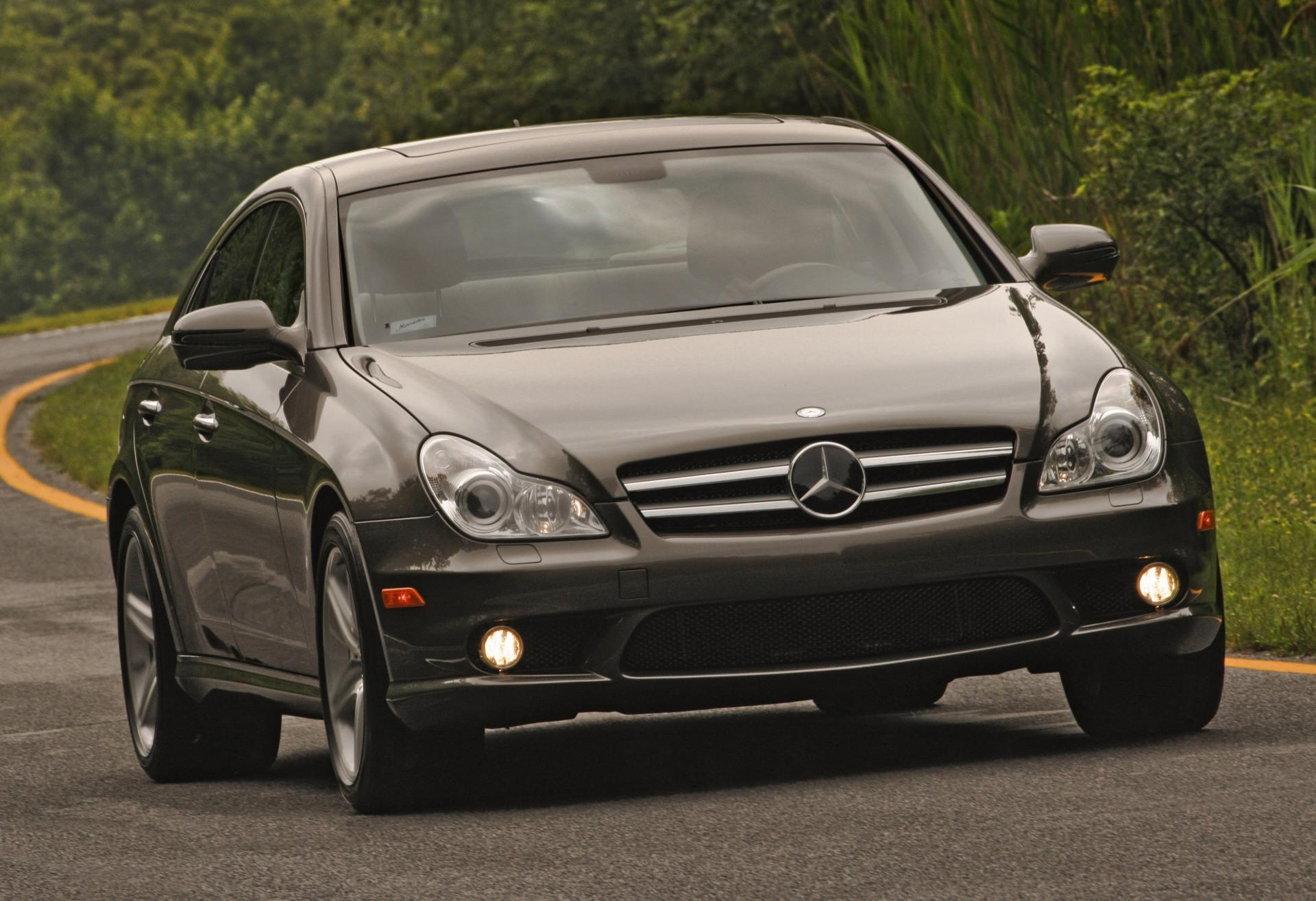 2009 mercedes benz cls class news and information for Mercedes benz cls 2009