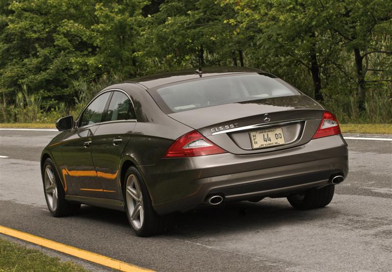 2009 Mercedes-Benz CLS-Class