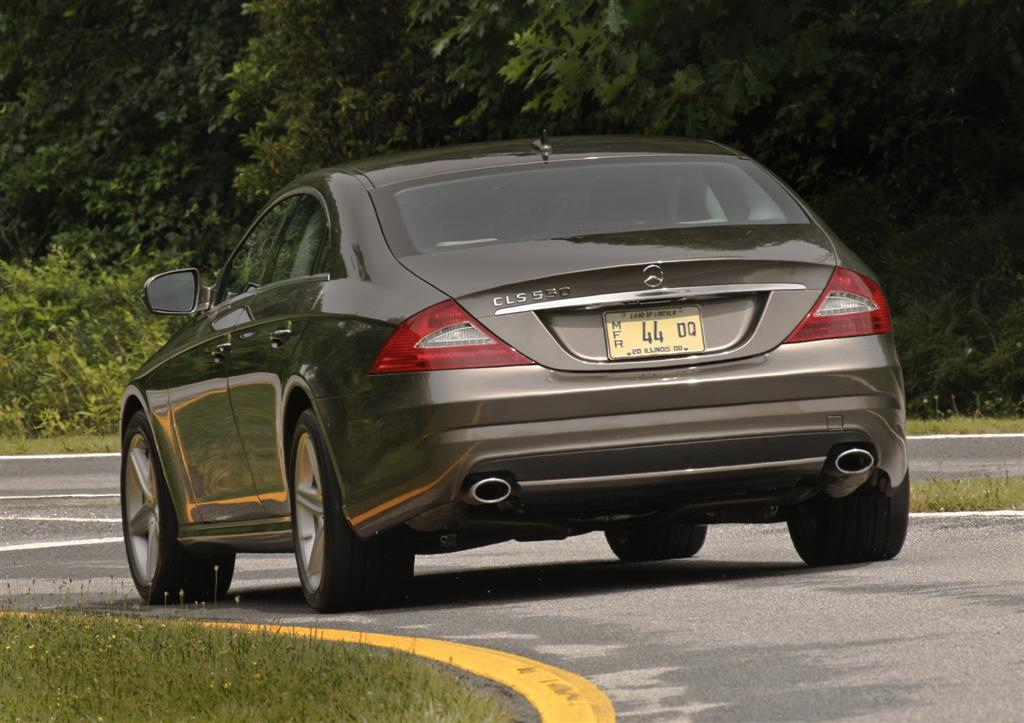 Mercedes Cls Price >> 2009 Mercedes-Benz CLS-Class Image. Photo 15 of 36