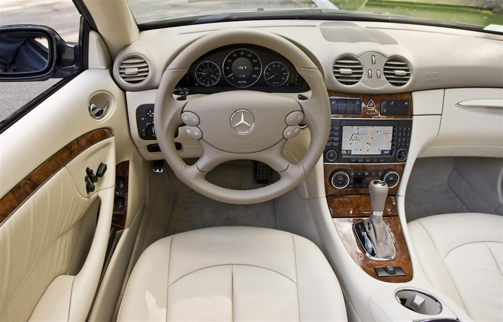 Auction results and sales data for 2009 mercedes benz clk for Mercedes benz house of imports service