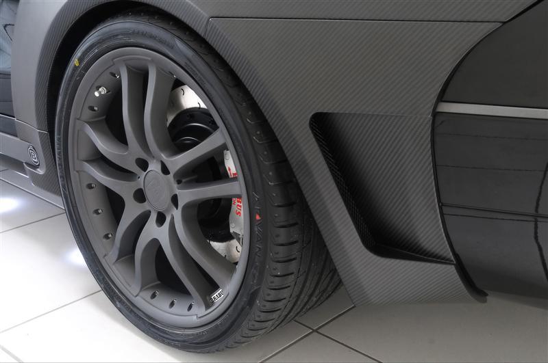 2010 Brabus E V12 Coupe