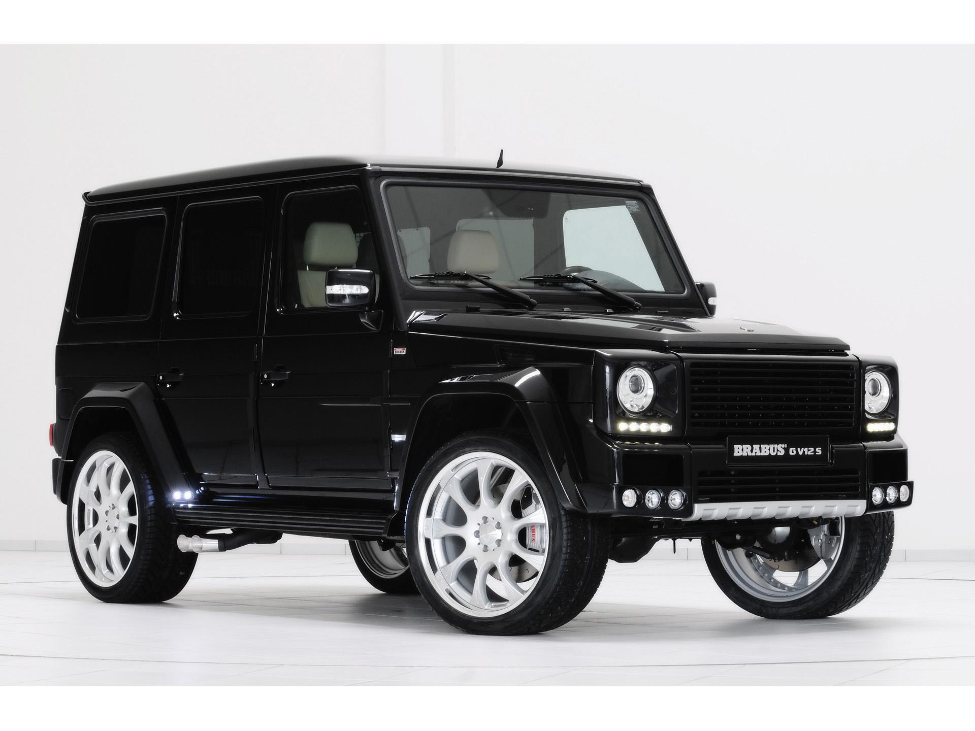 2010 brabus g class v12 s news and information. Black Bedroom Furniture Sets. Home Design Ideas