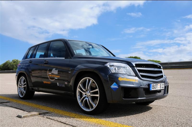 2010 Brabus GLK V12