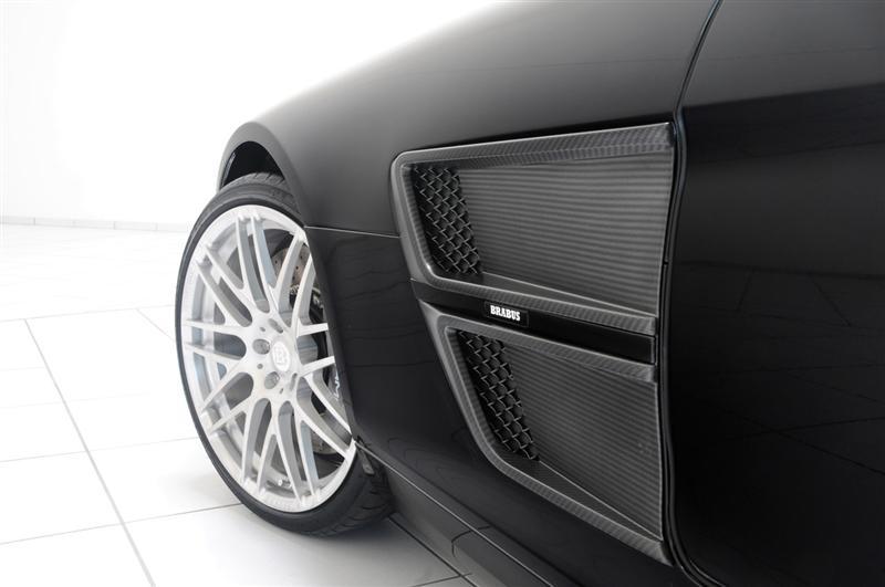 2010 Brabus SLS AMG