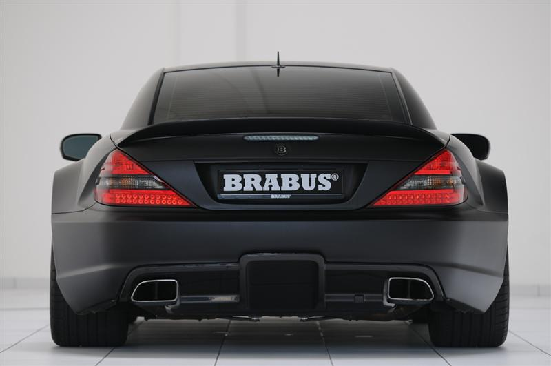 2010 brabus t65 rs vanish image for Mercedes benz slk brabus price