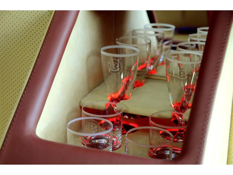 2010 Brabus Viano Lounge Concept
