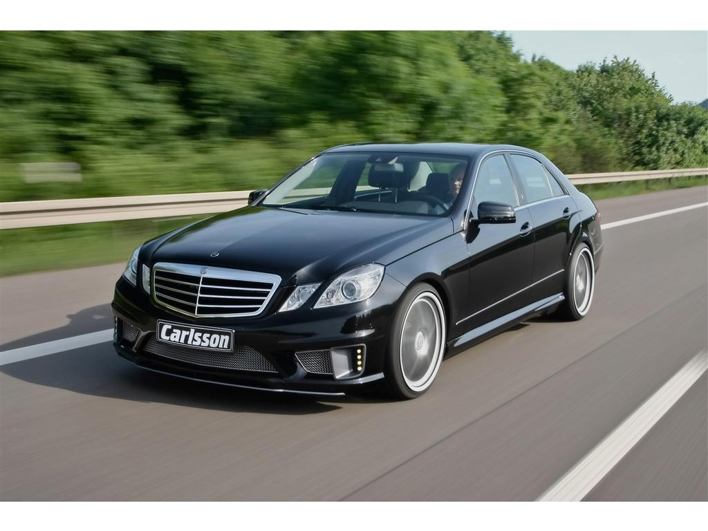 Auction results and sales data for 2010 carlsson e ck63 rs for Mercedes benz salesman