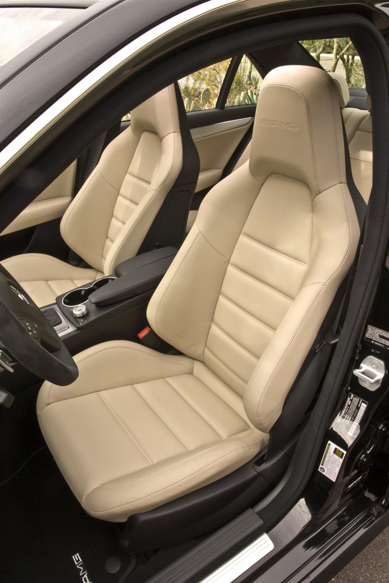 2010 Mercedes-Benz C-Class