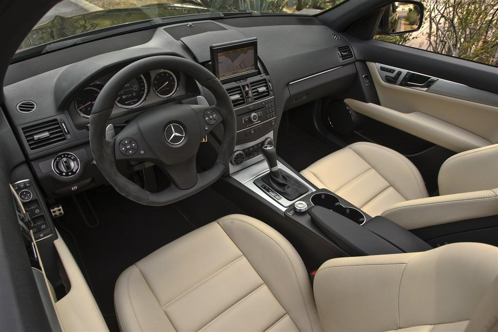 Auction Results And Data For 2010 Mercedes Benz C Class Conceptcarz Com