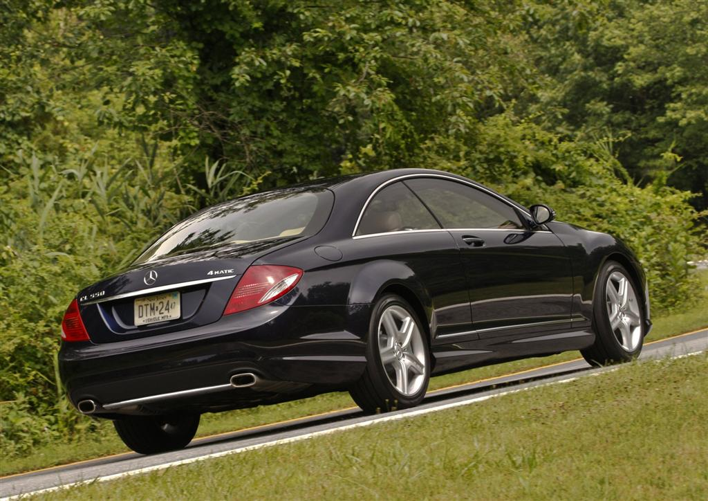 Auction results and sales data for 2010 mercedes benz cl class for Mercedes benz cl class