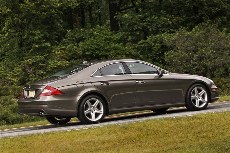 2010 Mercedes-Benz CLS Class