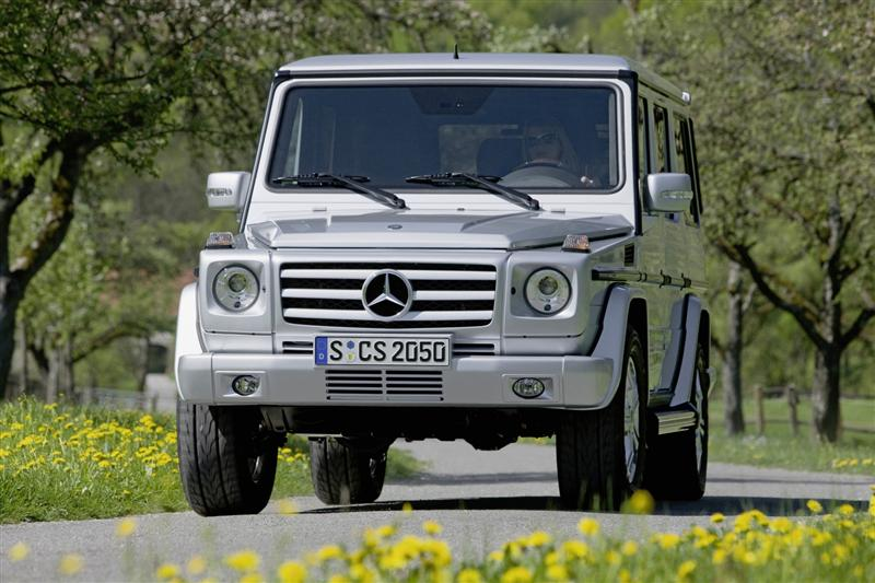 2010 Mercedes-Benz G Class