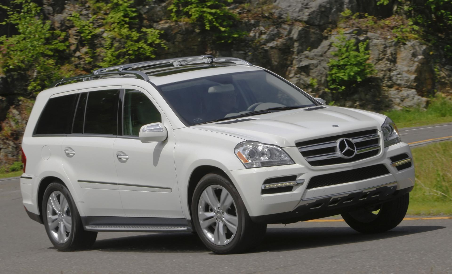 2010 Mercedes Benz Gl Class Image Photo 81 Of 92