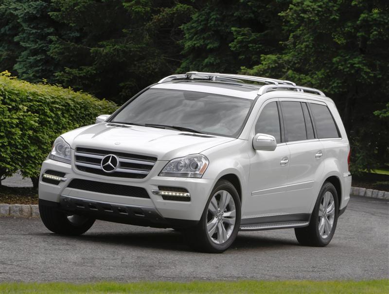 2010 Mercedes-Benz GL Class