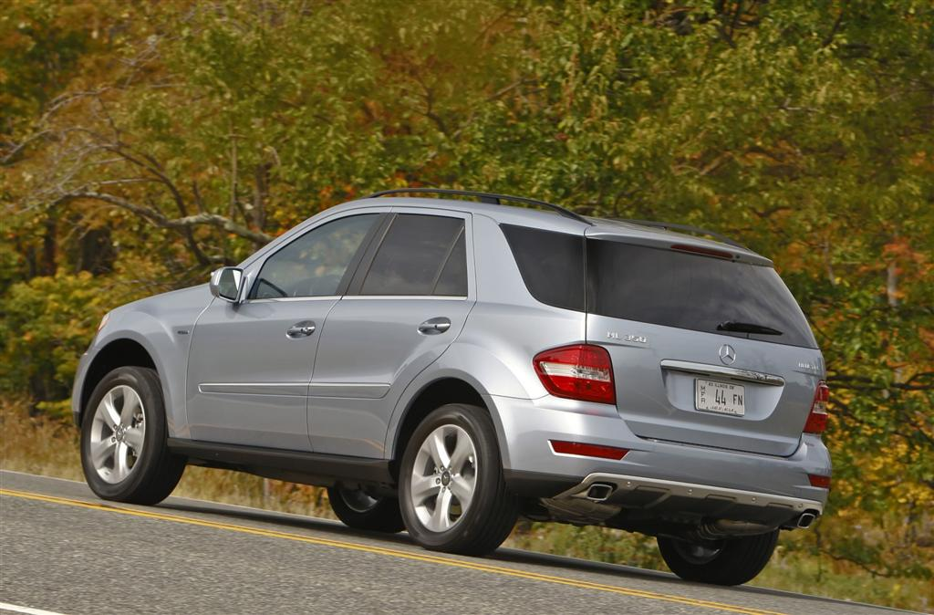 Auction Results and Sales Data for 2010 Mercedes-Benz M Class