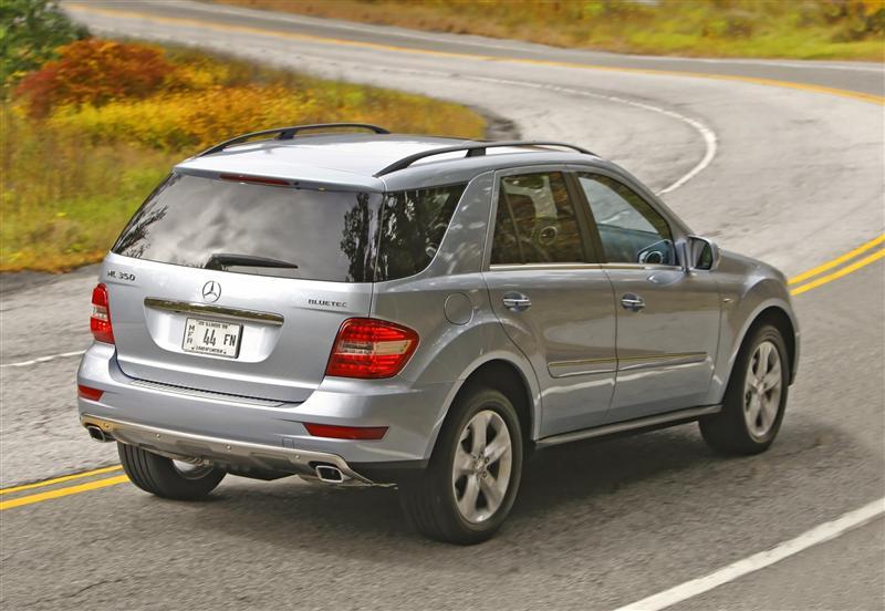 2010 Mercedes-Benz M Class