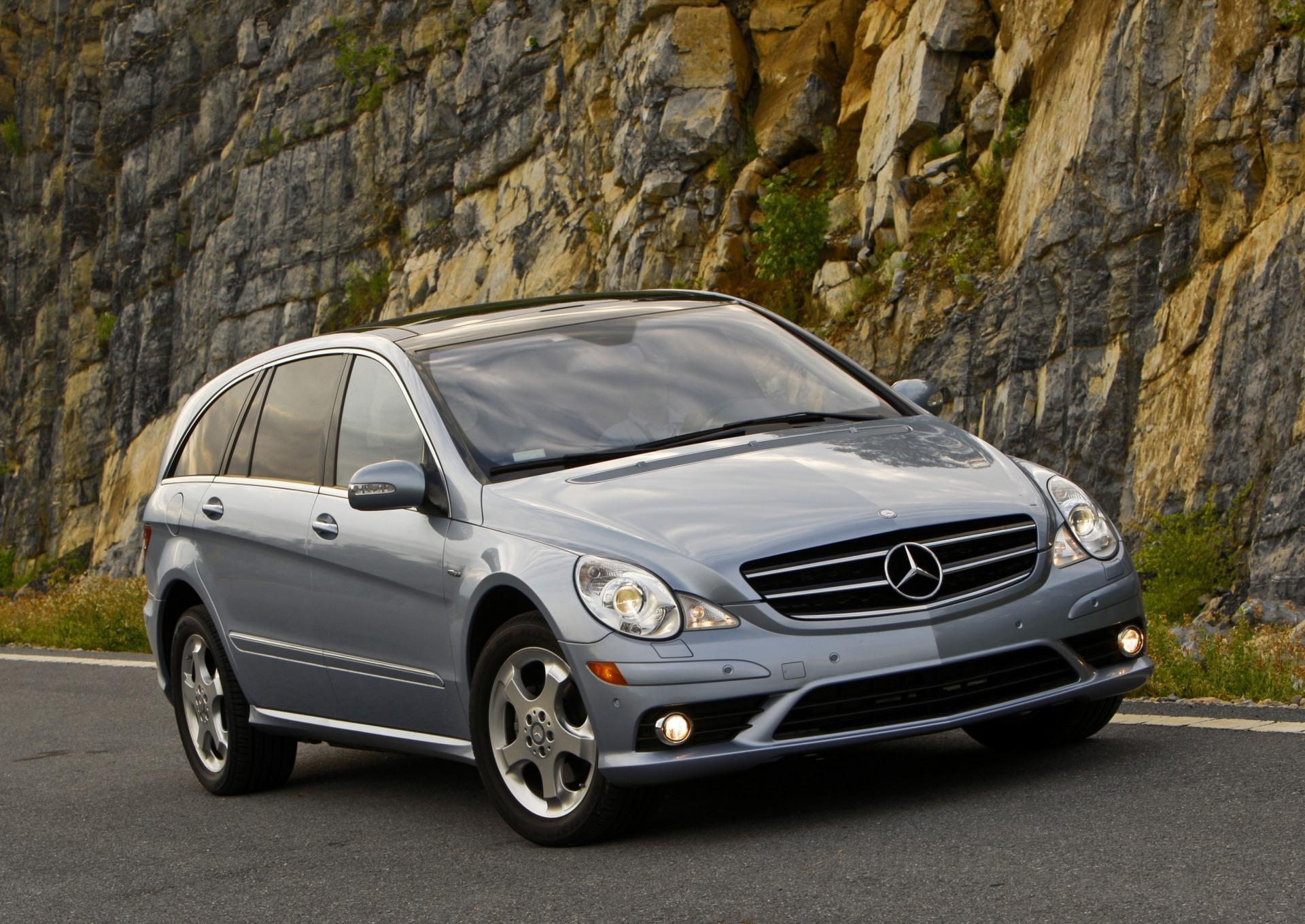2010 Mercedes Benz R Class News And Information